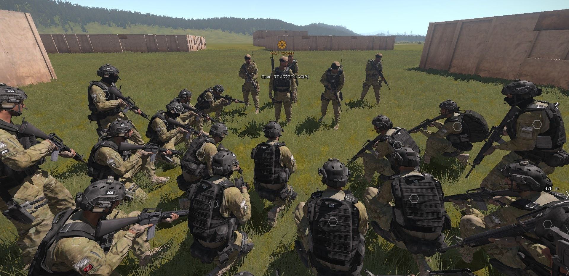 St US Army Ranger RGT Home Home - Arma 3 us maps