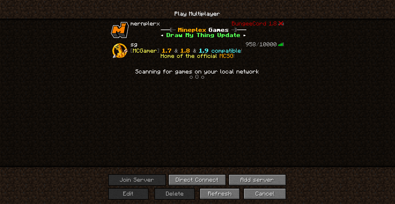 Minecraft servers with dating centers