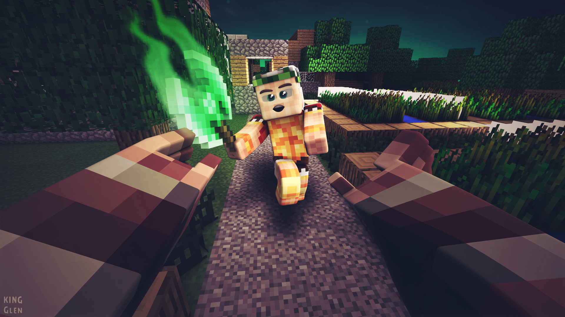 Wonderful Wallpaper Minecraft King - Wallpaper_1477847374  Pictures_628957.png