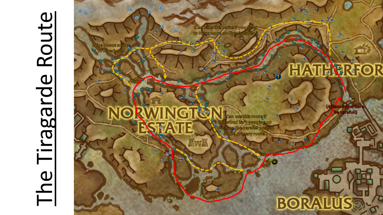 BfA Herb Routes