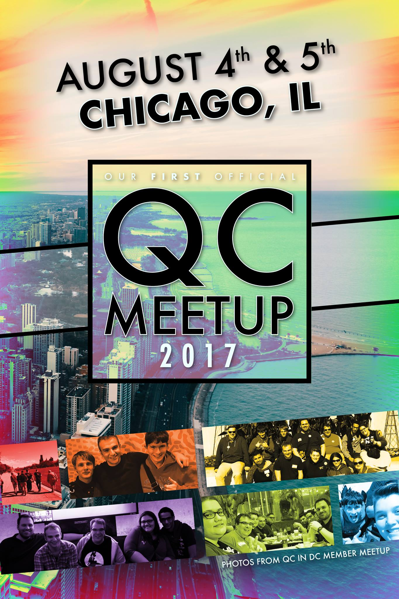 Queercraft Meetup 2017 - Chicago, IL, USA