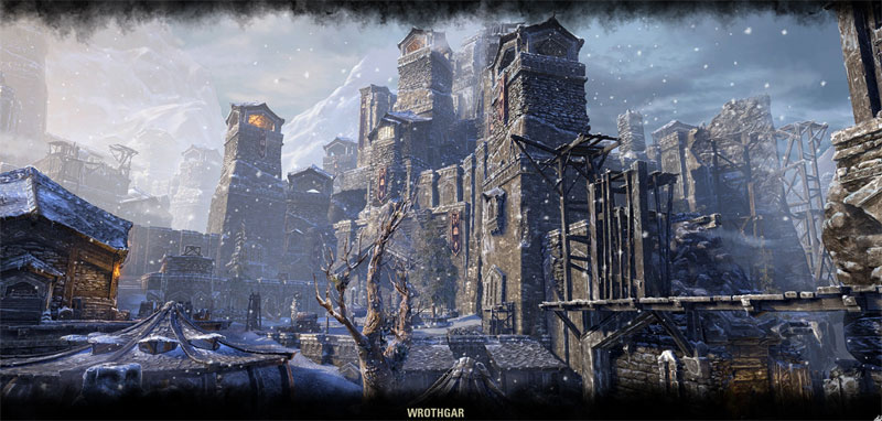 Wrothgar loading screen image