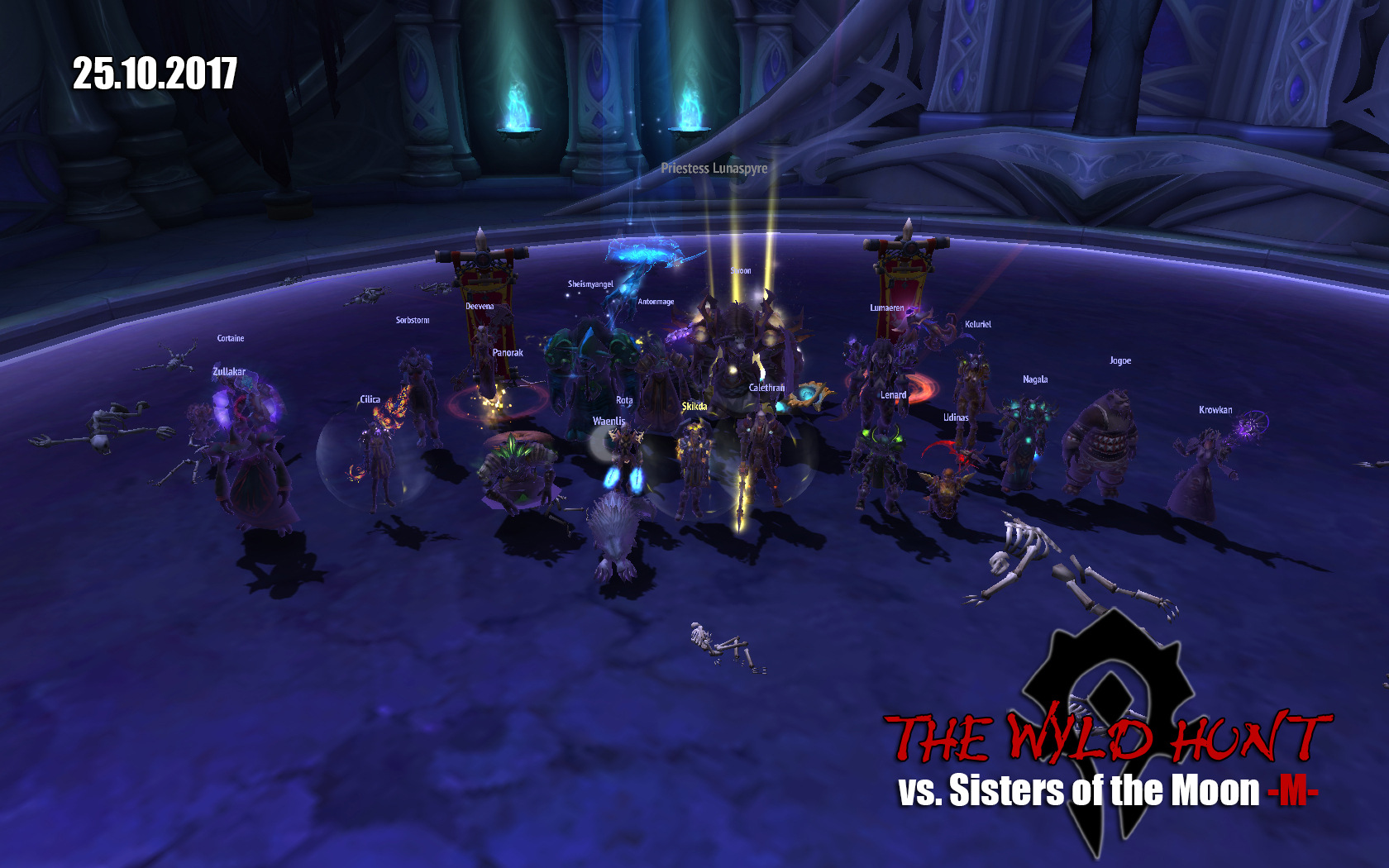 Sisters of the Moon mythic