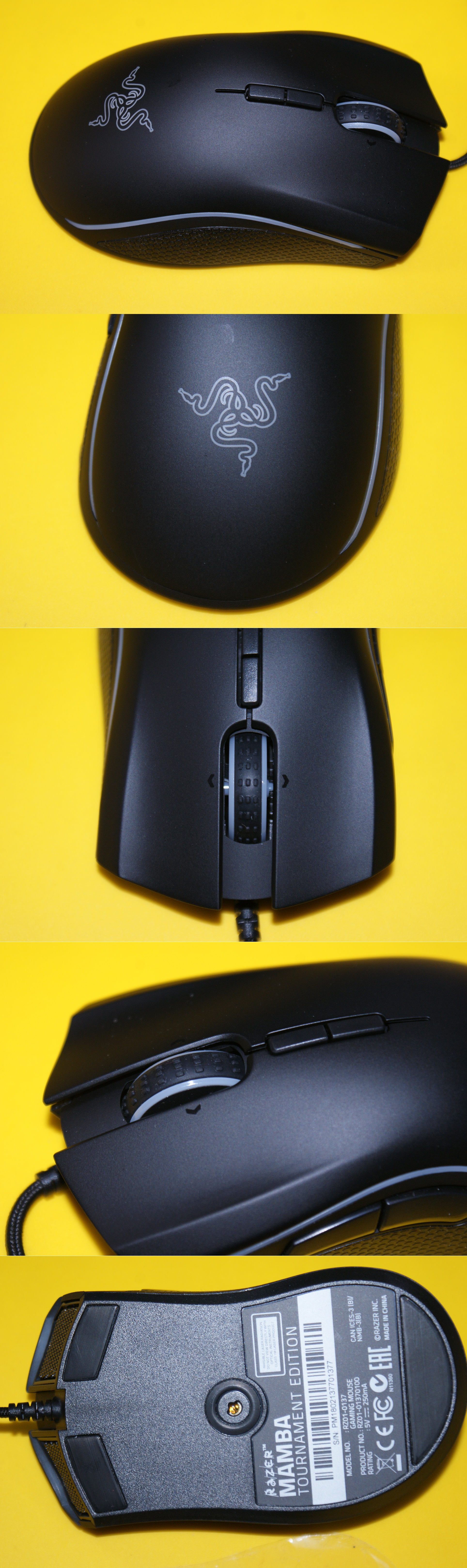 Problems with the mouse Bloody R8A 13