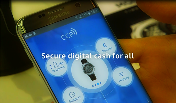 Samsung Digital Cash