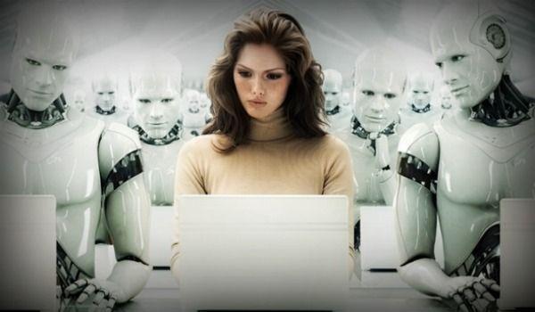 Robots Already Here