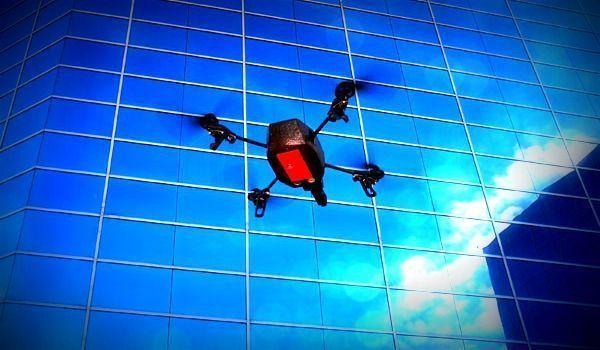 drones insurtech