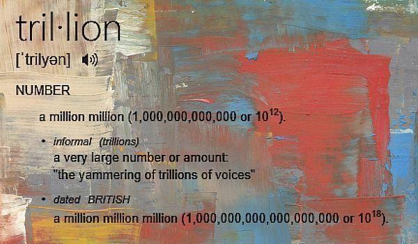 trillion dollar company