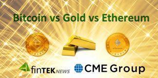Bitcoin Gold Ethereum