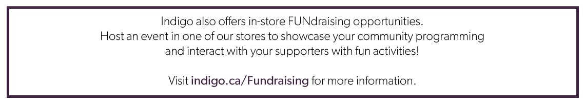In-store FUNdraising