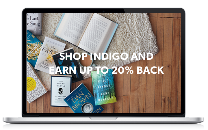 Shop Indigo. Fundraise for your cause