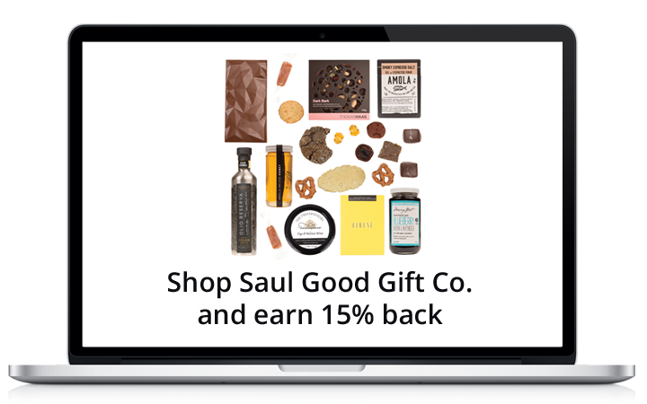 Shop and earn cash back
