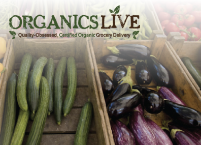 Organic food delivery business