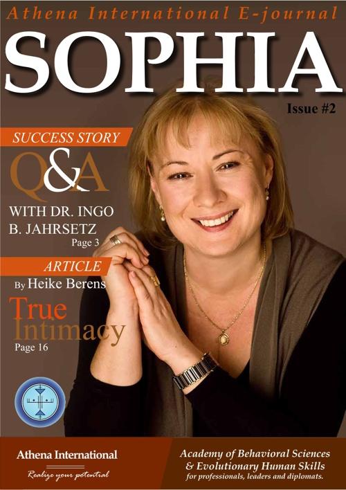 Sophia Issue #2