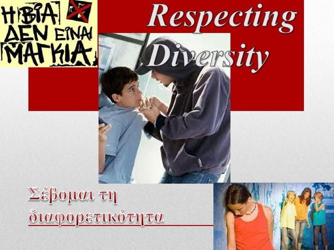 RespectingDiversity