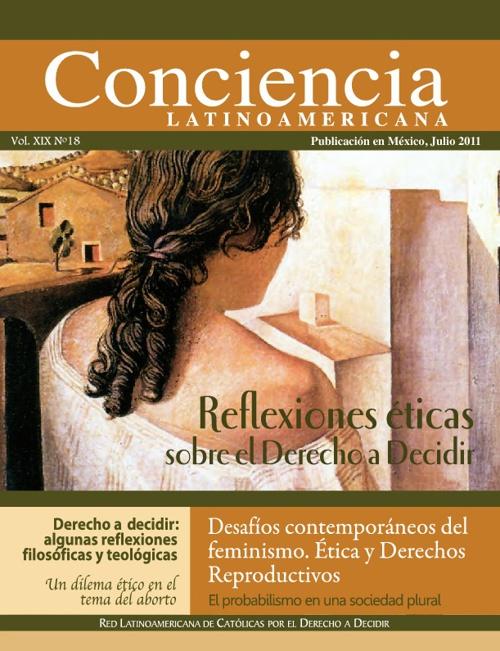 58pg: Conciencia Reflexiones Derecho a Decidir