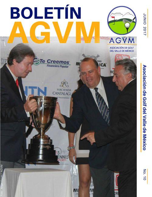 Boletín AGVM · No.10 · JUNIO 2017-2