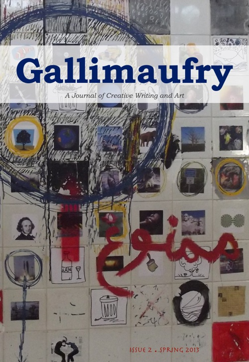 Gallimaufry Journal, Issue 2, 2013