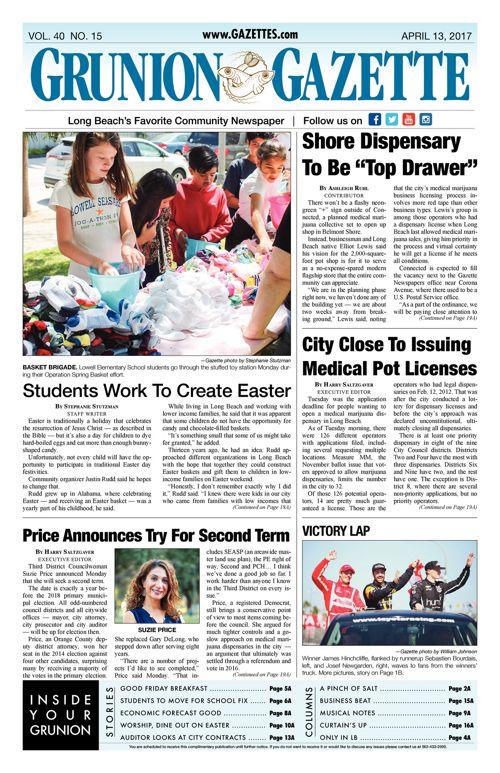 Grunion Gazette 4-13-2017