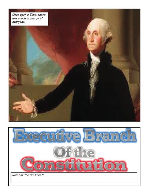 Comic Book Constitution