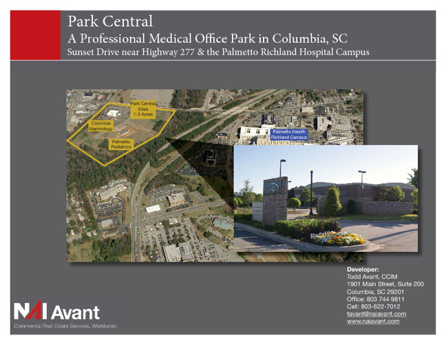 Park Central Package