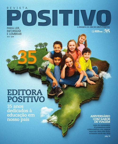 Revista Positivo 13