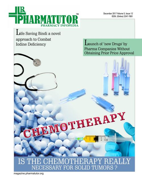 PharmaTutor Magazine | Vol 5 Issue 12