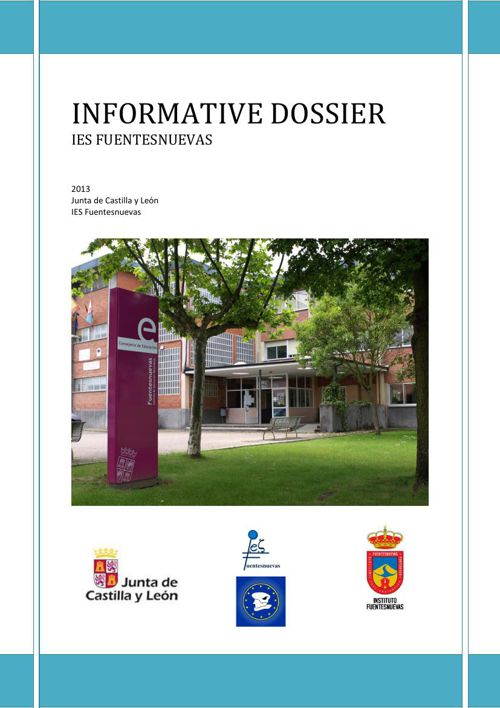 2011 DOSSIER FORMACIÓN PROFESIONAL VERSIÓN INGLESA