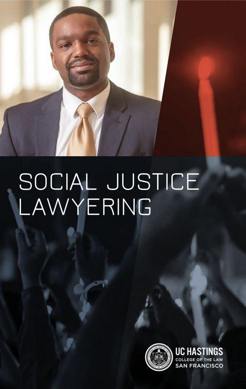 Social Justice Program Brochure