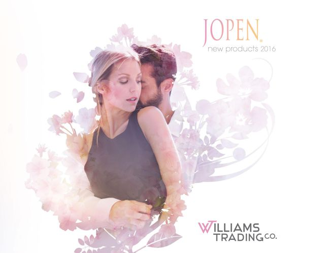 Jopen Cal Exotics 2016 Catalog - Williams Trading Co.
