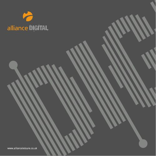 Alliance Digital Brochure