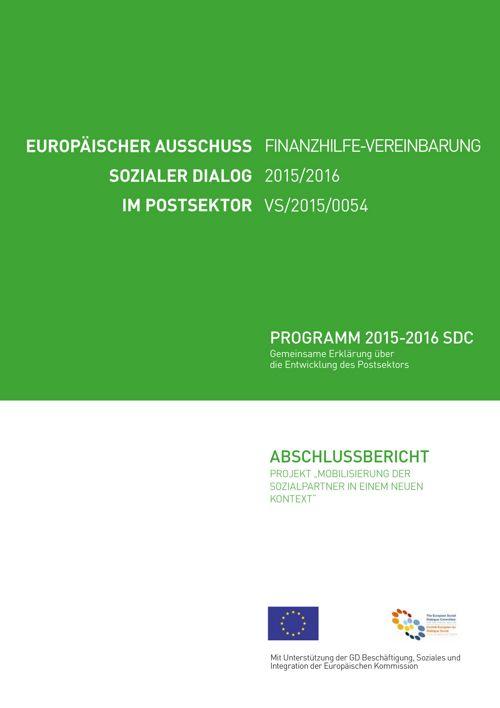 SDC 2016 Final Report DE