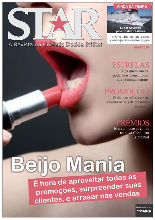 Revista Star - ABR16