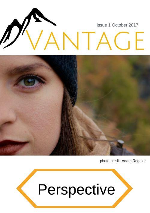 Vantage Issue 1 2017