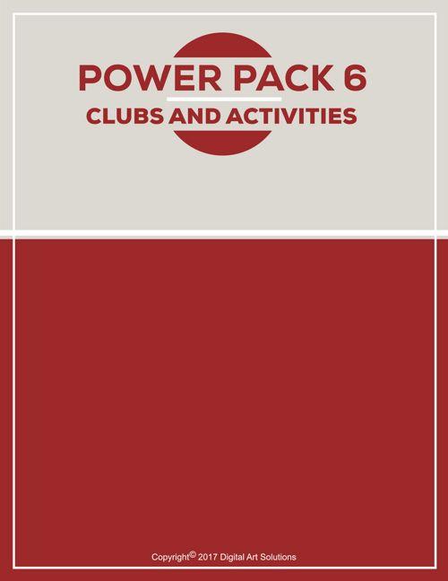 Power Pack 6