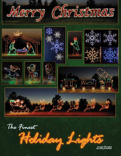 Reinders Holiday Lighting Displays