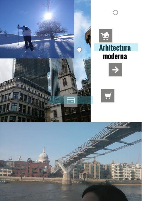 Copy of Arhitectura moderna