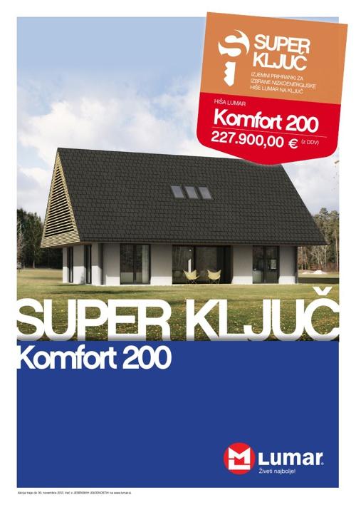 Lumar Komfort 200
