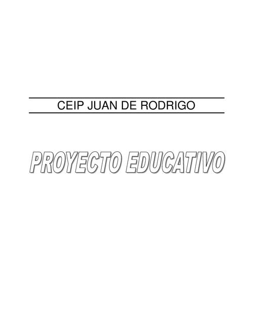 PEC Juan de Rodrigo