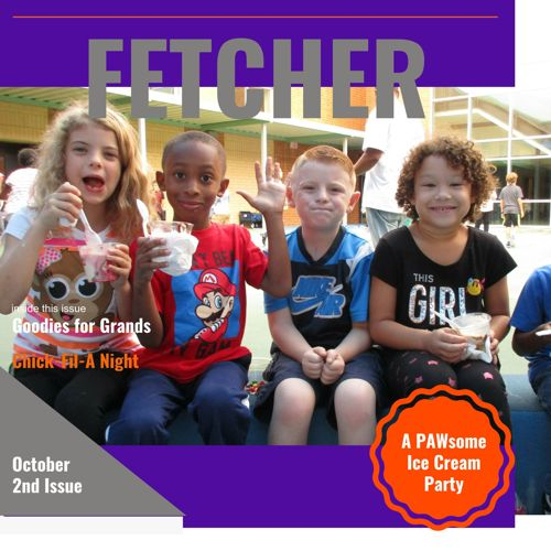 Fetcher October 2nd Issue