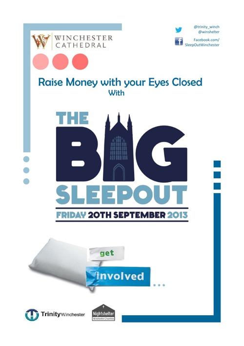 The Big Sleep Out 2013!