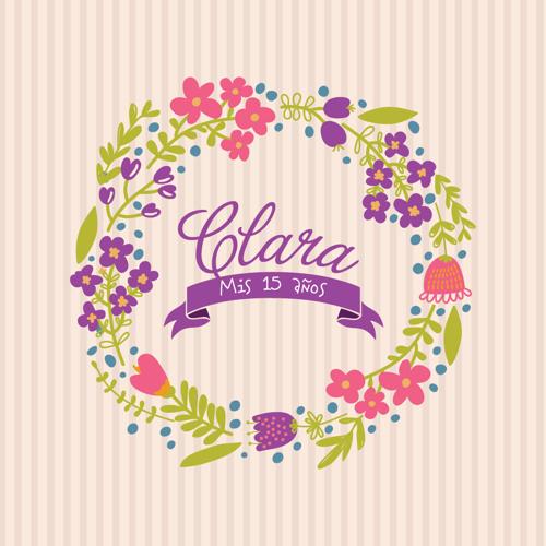 CUMPLE CLARA