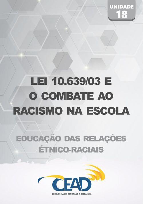 RELACOES ETNICO-RACIAIS - UNIDADE 18