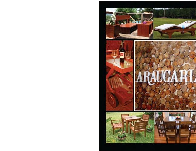 Araucaria SRL - Muebles de madera maciza