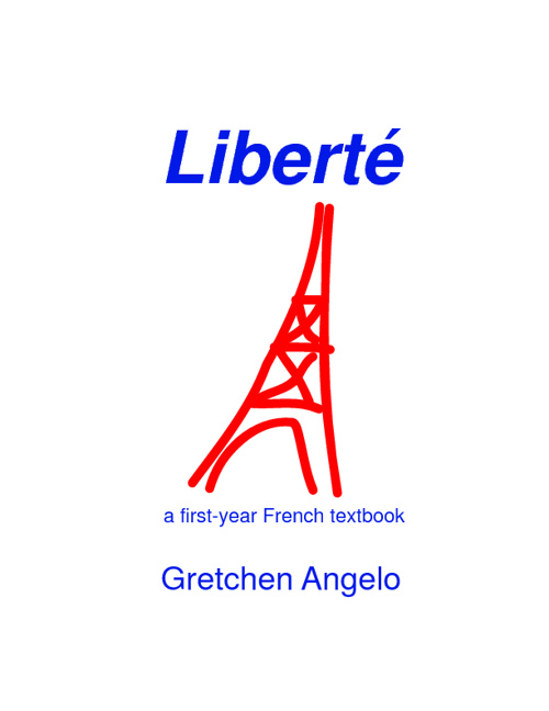 Liberté—1st yr. French text 5-8