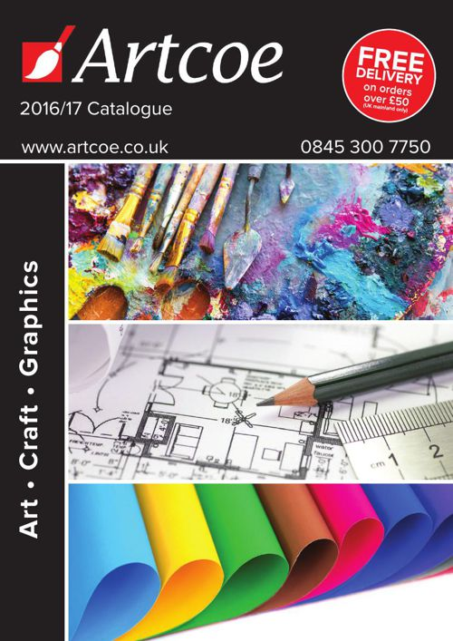 Artcoe 2016/17 - Trade Catalogue