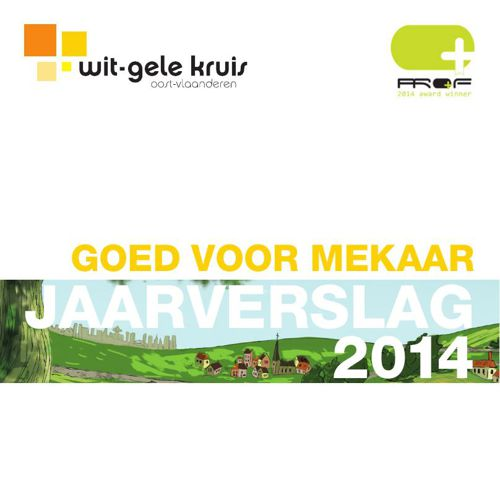 Jaarverslag Wit-Gele Kruis 2014