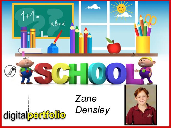 Zane's Portfolio