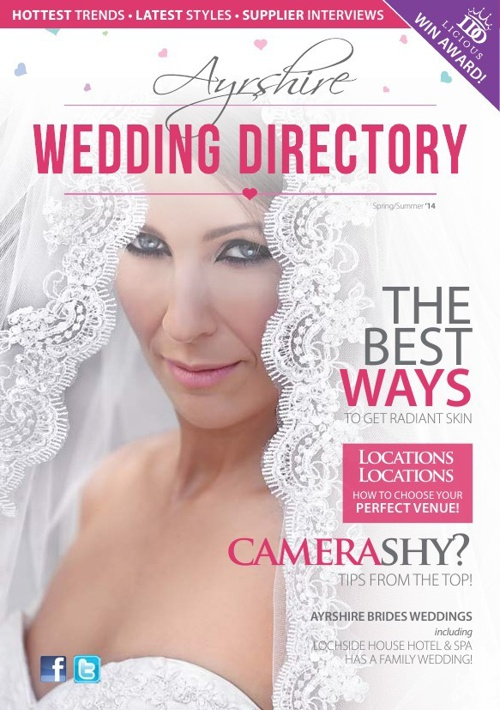 Ayrshire Wedding Directory Issue 7