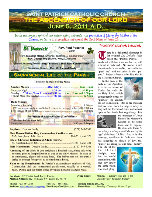 June 5, 2011